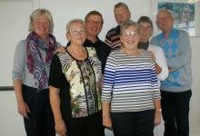 Afslutning og generalforsamling Seniorklubben 2014
