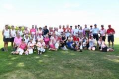 Masser af vindere i Pink Cup 2020 i Aabenraa Golfklub grundet de generøse sponsorer