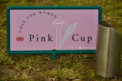 Pink Cup for VIP-erne