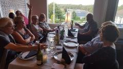 Aftensmad på Pejsegården