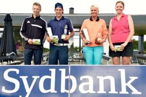 Klubmesterskab 2017 - Hulspilsfinaler @ Aabenraa Golfklub | Aabenraa | Danmark