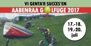 Aabenraa Golfuge 2017 @ Aabenraa Golfklub | Aabenraa | Danmark