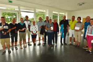 Klub 37 turnering (bag-9 åben) @ Aabenraa Golfklub | Aabenraa | Danmark