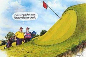 AFLYST ! (Greenkeeperens Hævn 2019 v/Peter Riggelsen) @ Aabenraa Golfklub | Aabenraa | Danmark