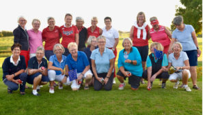 Tirsdagspigerne @ Aabenraa Golfklub | Aabenraa | Danmark