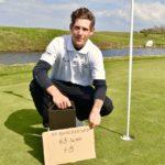 Første ECCO Tour spiller fra Aabenraa Golfklub