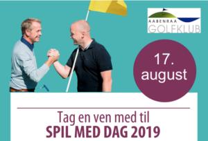 Spil-med-dag 2019 @ Aabenraa Golfklub