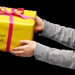 Så er vi i mål – tak til alle de glade givere…