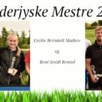 To Sønderjyske Mesterskaber til Aabenraa Golfklub