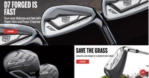 Fitting Day Wilson Golf @ Aabenraa Golfklub
