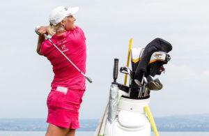 1-dags golfskole med Ronni og tidl. LPGA spiller Line Vedel @ Aabenraa Golfklub