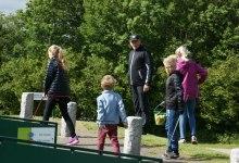 Juniortræning sommer 2015
