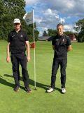 Herrefinale - Martin Schjøtt og Jacob Plambeck