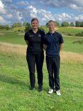 Klubmestre i Hulspil 2020 - Camilla Hedegaard og Jacob Plambeck