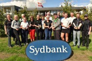 Sydbank Open 2021 @ Aabenraa Golfklub
